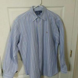 """🏇 Ralph Lauren🏇 """"Yarmouth"""" Men's Dress Shirt"""